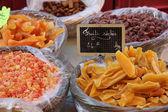 Kanderad frukt — Stockfoto
