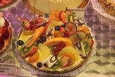 フランスの店で高級菓子 — ストック写真