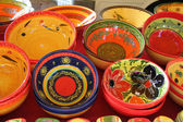 Provencal ceramics — Stock Photo