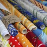 Provencal fabrics — Stock Photo #13591297