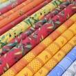 Provencal fabrics — Stock Photo #13591606
