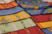 Provence kumaşlar — Stok fotoğraf