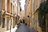 Street in Aix-en-provence — Stock Photo