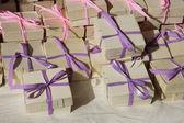 Giftboxes — Stock Photo