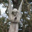 Guardian Angel grave monument — Stock Photo #14019501