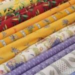 Provencal Fabrics — Stock Photo #14607837