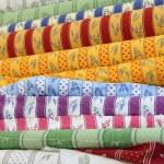 Provencal Fabrics — Stock Photo #14607857