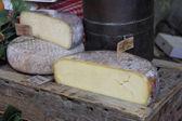 Peynir fransız market — Stok fotoğraf