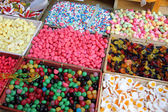Renkli şeker — Stok fotoğraf