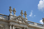 Hotel Dieu, town hall in Carpentras, France — Foto Stock