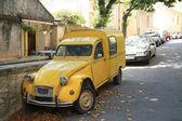 Vintage French Car — Stok fotoğraf
