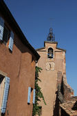 церковная башня в провансе — Стоковое фото