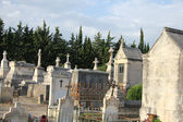 Old cemetery in the Provence — Photo