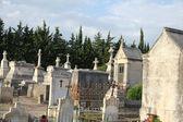 Starý hřbitov v provence — Stock fotografie