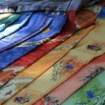 Provencal fabrics — Stock Photo #15560819