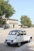 Vintage French Car — 图库照片