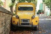 Frans automerk — Stockfoto