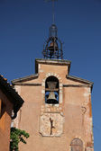 Church tower in the Provence — Stock Photo