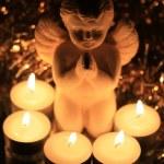 Praying angel — Stock Photo #1698459