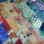 Provencal fabrics — Stock Photo #17617735