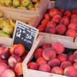 Peaches and nectarines - Foto Stock