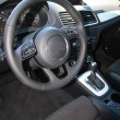 Modern car interior - Stockfoto