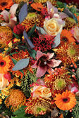 Autumn bouquet — Stock Photo
