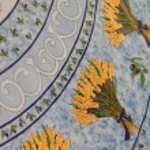 Provencal fabrics — Stock Photo #19715239