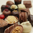 Stock Photo: Belgium Pralines
