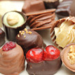 Luxury Belgium Chocolates — Stock Photo #21253811
