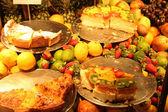Fruit cake — Foto Stock
