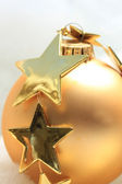 Ornaments and stars — Stock Photo