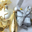 Christmas gift and decorations — Foto de stock #25230847