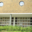 Columbarium — Stock Photo