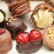 Luxury Belgium Chocolates — Photo