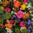 Mixed spring bouquet - ストック写真