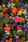 Buquê de primavera misto — Foto Stock