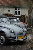 ビンテージ フランス車 — ストック写真