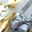 Christmas gift and decorations — Stock Photo #28611137