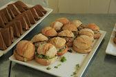 Tuna fish sandwich — Stock Photo