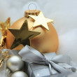 Christmas gift and decorations — Stock Photo #29188177
