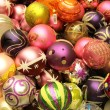 Christmas Ornaments — Stock Photo #30327867