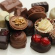 Luxury Belgium Chocolatesl — Stock Photo