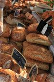 Luxury French bread — Stock Photo