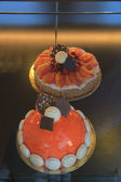 Luxurious French pastry — Stockfoto