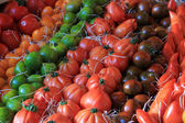 Помидоры в провансальского рынка — Стоковое фото