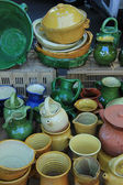 Artisanal pottery from the Provence — Stock Photo