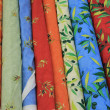 Textile from the Provence — Stock Photo