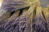 Lavender bouquets — Stock Photo