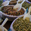 Olives at a french market — Stock Photo #31151105